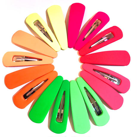 【Selected item】Neon color Hair pin / 蛍光カラーヘアピン / mg