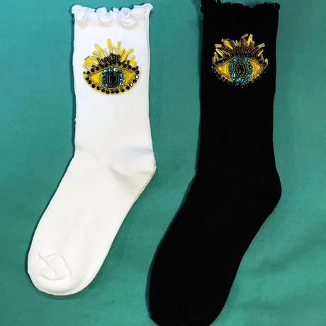 【Selected item】Eyeball socks / 目玉ソックス