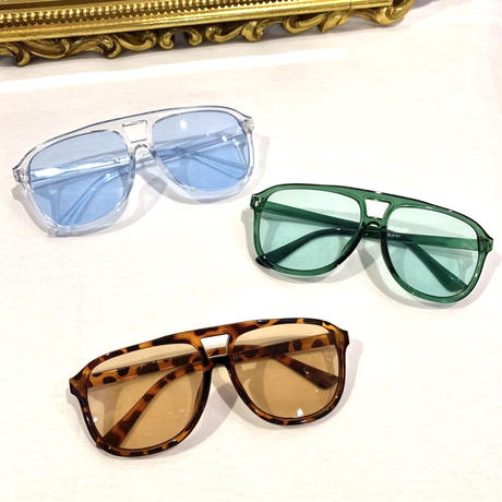 【Selected Item】Teardrop sunglasses / ティアドロップサングラス / mg-272