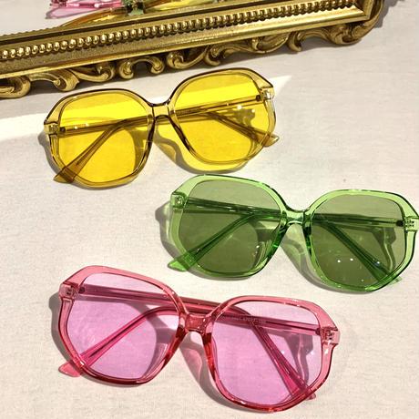 【Selected item】color sunglasses  /カラーサングラス / mg-245