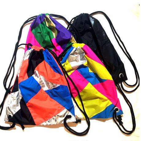 【Selected item】Multicolor Knapsack / ナップサック