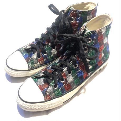 【Used】Glitter converse Hi / グリッターコンバース ハイカット