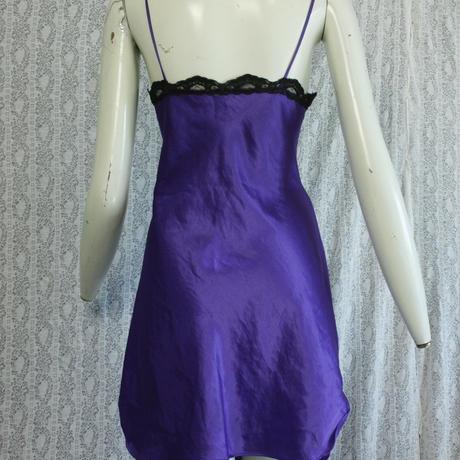 1980's Vintage Black Lace Lingerie
