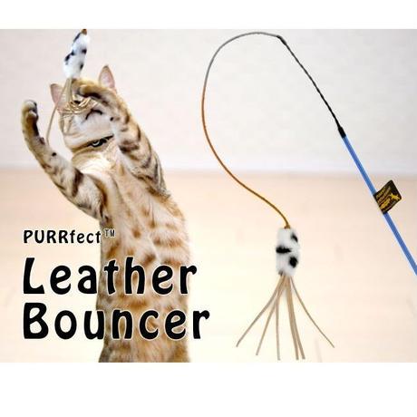 レザーバウンサー 猫おもちゃ