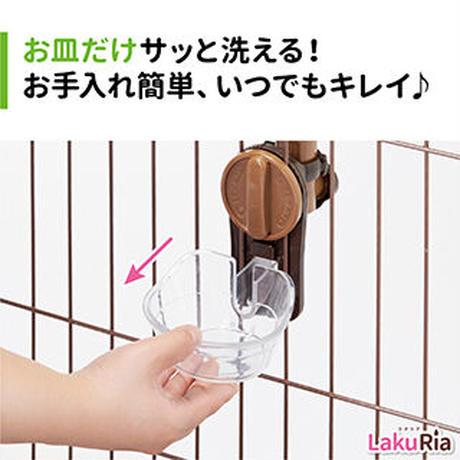 【ラクリア】お皿型給水器(コックのみ)  Sサイズ