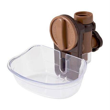 【ラクリア】お皿型給水器(コックのみ)  Mサイズ