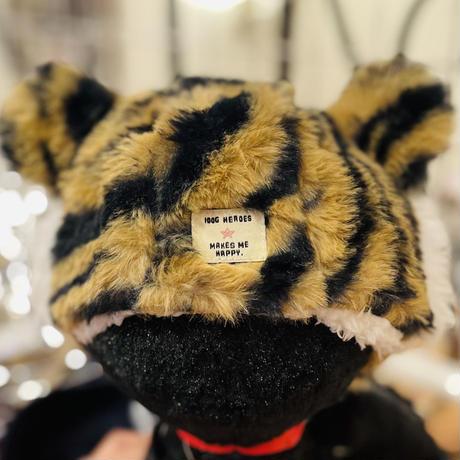 【トラのスヌード(かぶり物)】2022年の干支は「トラ!」。年賀状や年始の一枚に!