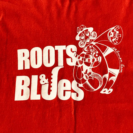 DEVON ALLMAN 出演 roots&blues festival SECURITY Tシャツ