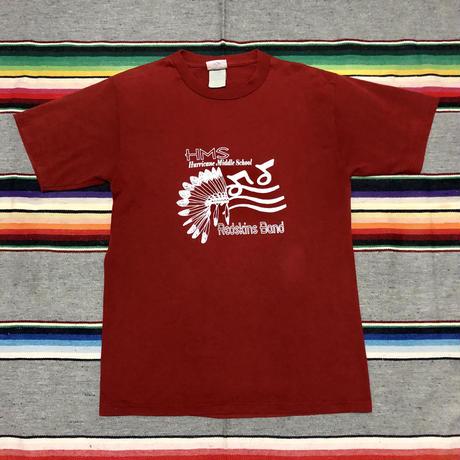古着 インディアン柄 Tシャツ