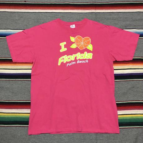 I Love Florida Palm Beach Tシャツ
