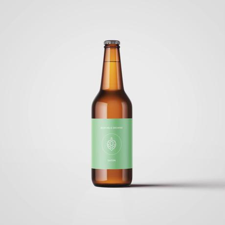 """""""限定""""BHBボトルビール第二弾!!『SAISON &Craft Gin SPARKLING』"""