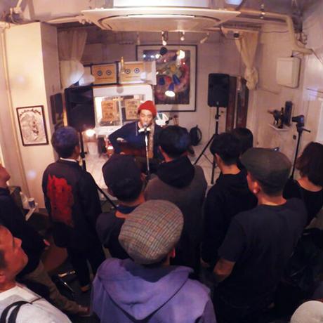"""2021/2/23 有料生配信番組「しあがり!TV」#3 LIVE : 光風 DJ : ☆白鳥""""SDM""""大三 / DJ TATSUTA"""