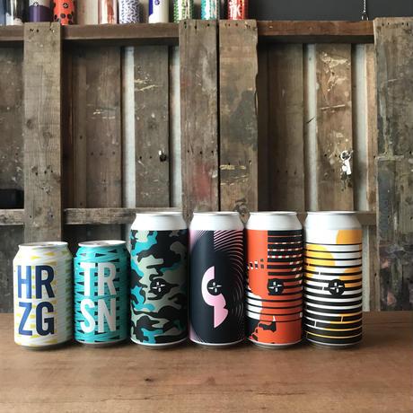大人気英国「North Brewing 」6本 セット