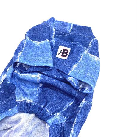 dog jeanist【Blue】
