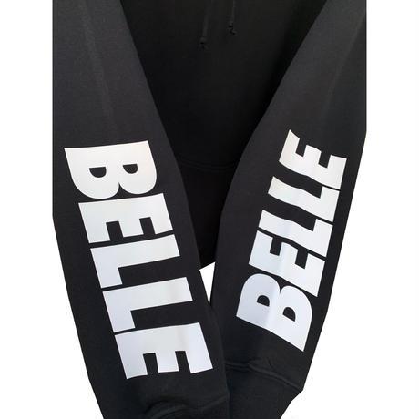 belle belle (ベルベル)  arm Rogo  パーカー