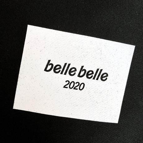 belle belle (ベルベル)  BOX  Rogo ロンT ブラック