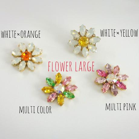 flower large (片耳)