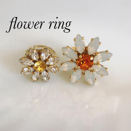 flower ring (largeサイズ)