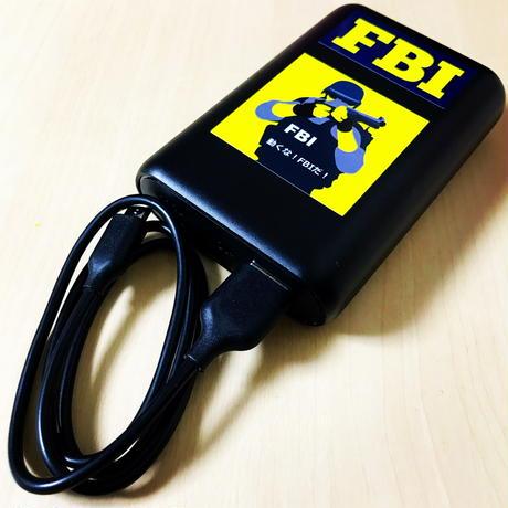 FBIだ!シール(4枚入り)