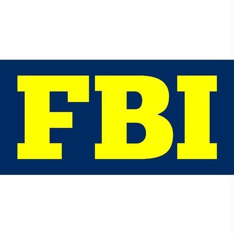 FBIシール(2枚入り)