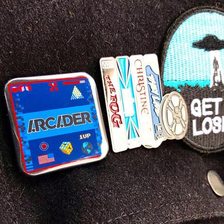 Arcaders Costume缶バッジ