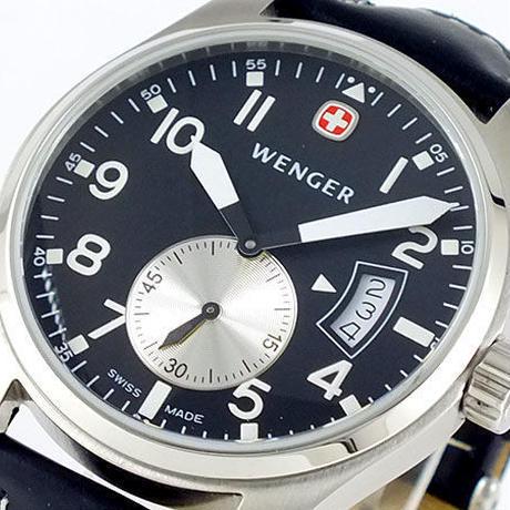 ウェンガー WENGER SWISS MADE 腕時計 72470