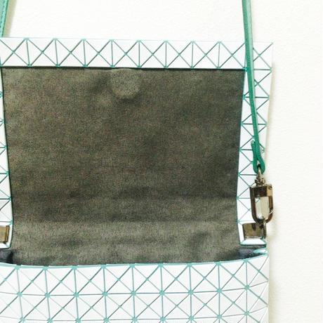 Milky Shoulder Bag / Green