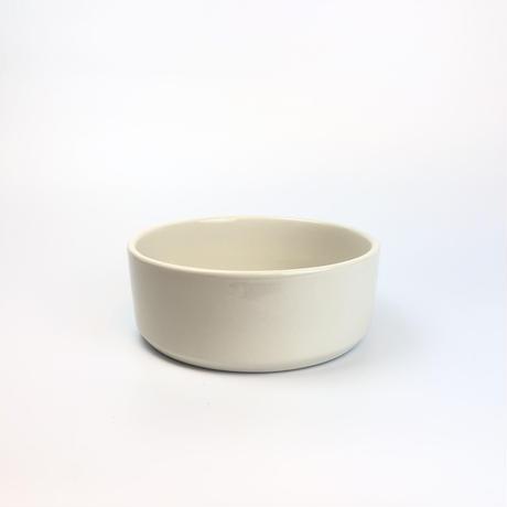 フードボウル フラワー模様(陶器)