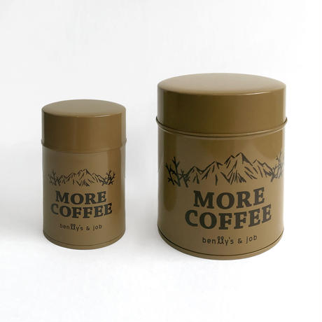 more coffee / 珈琲缶(限定色)