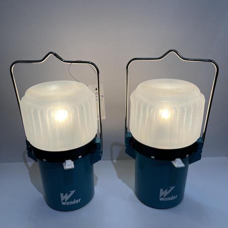 Lanterne LUXOR  WONDERバッテリーランタン (フランス製)デッドストック