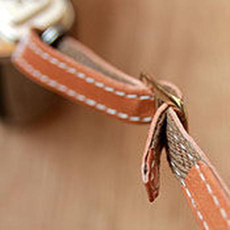 leather mini strap