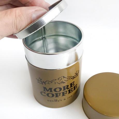 more coffee / 珈琲缶 ミニ(限定色)