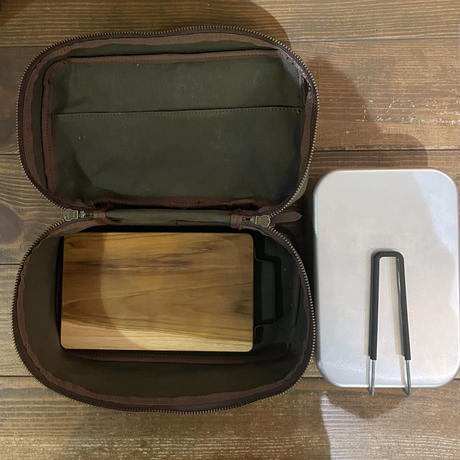 coffee nodate  kettle bag (オリジナルコーヒー野点ケトルバッグ)