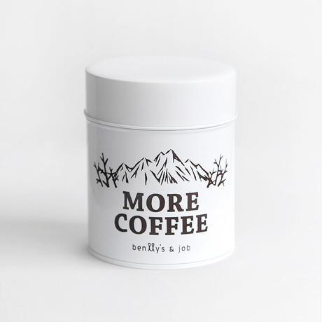 more coffee / 珈琲缶
