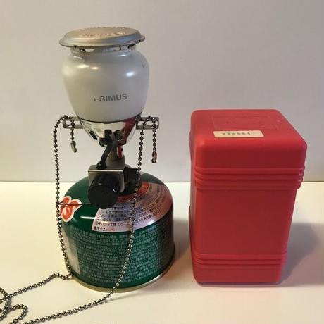 PRIMUS 2245 Lantern プリムス2245 ガスランタン(旧型)