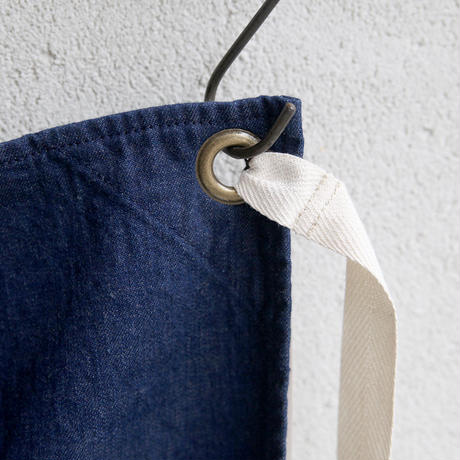 NICOTAMA OUTDOOR CLUB / CAFE APRON / Denim