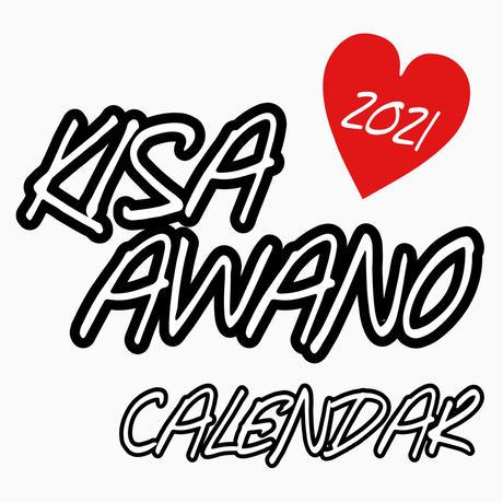 【予約販売❤️予約特典有】オリジナル卓上カレンダー2021