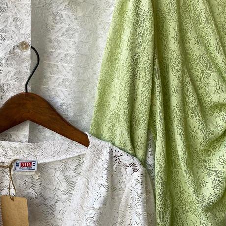 lace cache-coeur tops