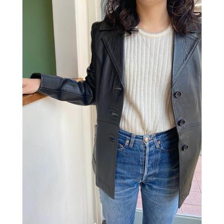 realleather jacket