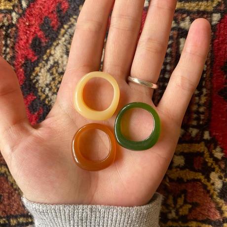 Bent select Acryl ring