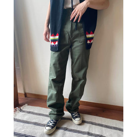 80s military pants