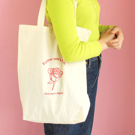 Bent original Follow one's bent. tote