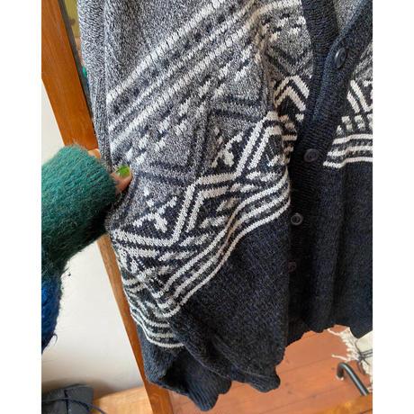 darktone Nordic cardigan