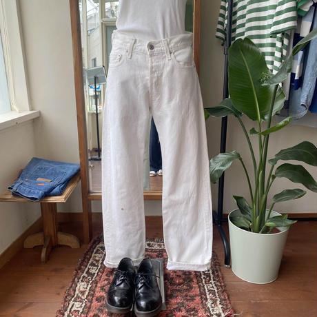 levis 501 white