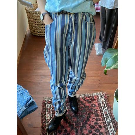 mulch stripe pants