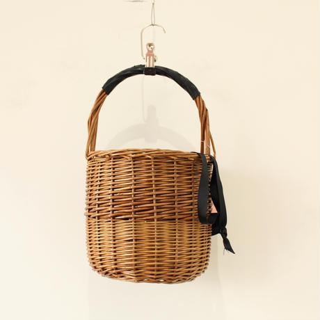 巾着付き round bag