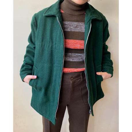 mulch border turtleneck sweater