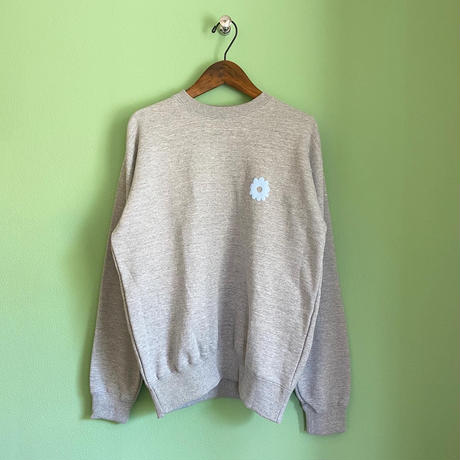 Bent foam print sweat