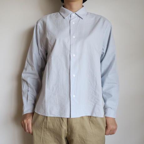 YAECA WOMEN コンフォートシャツ  Relax Short 2colors 67154