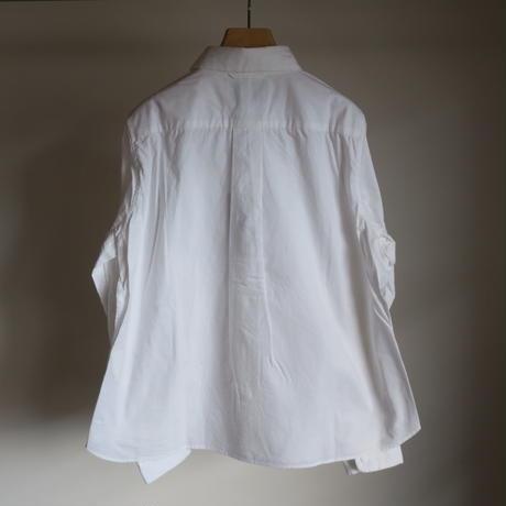 YAECA WOMEN COMFORT SHIRT STANDARD  WHITE 68151